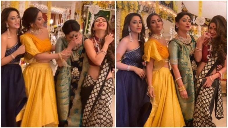 Is Hina Khan A Diva On The Sets Of Kasautii Zindagii Kay 2 Or Is She Professional? The Actress' Co-Star Reveals It All!