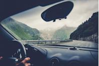 """<p>Driving dreams are <a href=""""https://dreamingandsleeping.com/dreams-about-driving-interpretation-and-meaning/"""" rel=""""nofollow noopener"""" target=""""_blank"""" data-ylk=""""slk:all about"""" class=""""link rapid-noclick-resp"""">all about</a> control. If you're behind the wheel, it's a reminder that you are ultimately in charge of your own life and the decisions you make. Being alone in the car while driving might suggest that you feel unsupported in your life, whereas having passengers in the car might mean you rely on other people a little too much. </p>"""