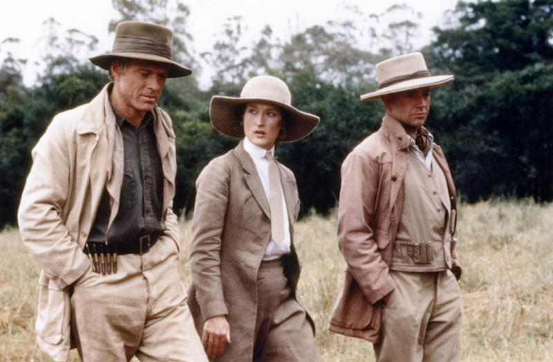 Out of Africa won the Academy Award for Best Picture in 1986.
