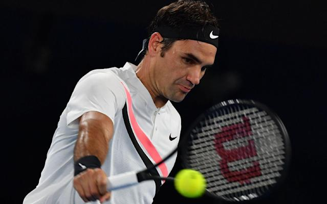 "8:37AM Federer* 0-1 Berdych (*next server) Steady first service game from Berdych as he seals a hold to 30 with a big ace down the T. 8:35AM Ready? Play There used to be a bit of needle between these two after Federer hinted that injuries were part of the reason he suffered a four-set defeat to Berdych at the US Open six years ago. Back to the here and now. Berdych, wearing a backwards cap and looking like a 32-year-old playing a teenager in a film, will serve to get us under way... .@tomasberdych and @rogerfederer walk out onto @RodLaverArena for their QF! They'll meet for the 3rd successive year at Melbourne Park. #AusOpenpic.twitter.com/p6yA5QUSAb— #AusOpen (@AustralianOpen) January 24, 2018 8:27AM Players are out Huge roar for Federer as he follows his opponent onto the court. After the pre-match pleasantries and knock-up, we'll be under way. 8:22AM Memory lane I remember the first time I ever saw Berdych play live. It was the Wimbledon 2010 quarter-final on centre court, and his opponent was the reigning champion Federer. What followed was a fearless display of huge hitting from the then 24-year-old Berdych, who claimed a shock four-sets win. At the time, it seemed only a matter of time before Berdych went on to win a grand slam, especially as he defeated Novak Djokovic in the next round to reach the final. As it has turned out though, Berdych has not reached a slam final since, and has never quite shed the 'nearly man' tag. Federer by contrast has added three more slams since that Wimbledon meeting eight years ago - including two in 2017 - and with Rafael Nadal exiting the tournament yesterday, he's the huge favourite to add another one here on Sunday. 8:00AM Preamble Morning all, A couple of days ago I would have seen this match as a bit of a formality. Federer leads the head to head 19-6, he's won the last eight meetings, and he's, well, Federer. After the last couple of days though, nothing seems so certain anymore. Rafael Nadal and Novak Djokovic have both suffered big upsets, while Kyle Edmund has made the semis and the unheralded Tennys Sandgren achieved a minor miracle in reaching the quarter-final. Maybe there is hope for Berdych after all. If we're looking for positives for the Czech then a glance back at a couple of his meetings with Federer last year do provide a glimmer of hope. In Miami, Berdych was superb and came within a point of beating Federer, only to lose in a final set tie-break. At Wimbledon meanwhile, the pair's semi-final was a lot closer than the straight-sets scoreline suggests. (Let's overlook the absolute shellacking Berdych was handed by Federer on this very court 12 months ago.) Tomas Berdych celebrates beating Fabio Fognini on Monday Credit: REUTERS Of more immediate relevance, Berdych comes into the match in great form, having thumped Juan Martin del Potro and then Fabio Fognini in the last two rounds. Clutching at straws? Perhaps. What we do know is that the winner of this will play the unseeded Hyeon Chung in the semi-final for which either Federer or Berdych would be the big favourite. A 20th grand slam title is agonisingly close for Federer, while a win for Berdych today would see him take a major step to only a second ever slam final, and first in eight years. The players will be on court at 8.30am GMT. 7:45AM Chung Hyeon through to semi-finals Chung Hyeon has become the youngest man to reach the semi-finals of a grand slam for eight years with a 6-4, 7-6 (7/5), 6-2 victory over fellow surprise package Tennys Sandgren. This has been one of the most unpredictable men's tournaments for many years and Chung joins Kyle Edmund in making it through to the last four as an unseeded player. At No 58, he is also the lowest-ranked man into the semi-finals at Melbourne Park since Marat Safin in 2004 but he went into the match as the favourite against 97th-ranked Sandgren, whose run to the last eight has been remarkable. Sandgren had only ever won two tour-level matches prior to arriving in Australia, but with the spotlight has come attention on his political views. After upsetting Dominic Thiem in the previous round, the 26-year-old denied he is a supporter of America's controversial alt-right movement but then subsequently deleted all tweets but one from his account. 7:43AM Federer vs Berdych preview Defending champion Roger Federer will shortly take on Tomas Berdych, and the 19-time Grand Slam champion has a 19-6 edge over the Czech player, including all four times they have played at Melbourne Park. ""We have had some good ones over the years going back all the way to the Olympic Games in Athens in 2004,"" said Federer. Perhaps he will use that as motivation today - Berdych beat him in three close sets in the second round at Athens. The winners on this half of the draw now know they won't have to face top-ranked Rafael Nadal for the title. Nadal retired with a right leg injury in the fifth set of his quarter-final with Marin Cilic on Tuesday."