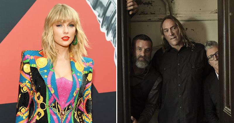 Taylor Swift Fans Rally to Block Rock Band Tool's Comeback Album from Knocking Lover from No. 1