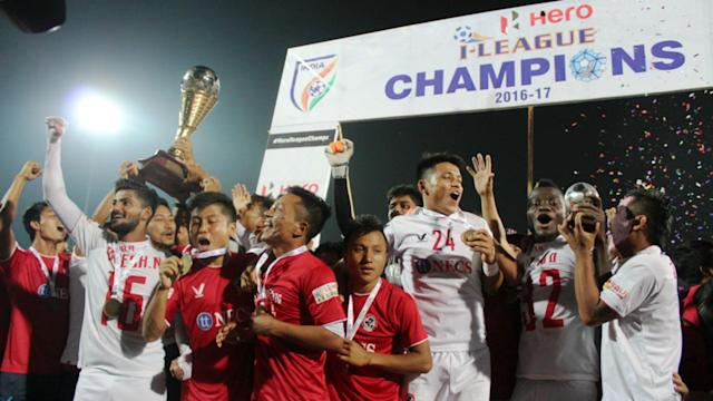 Aizawl's I-League winning heroes will be given a grand reception in Mizoram....