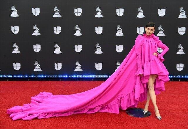 These artists turned heads when stepping onto the red carpet.