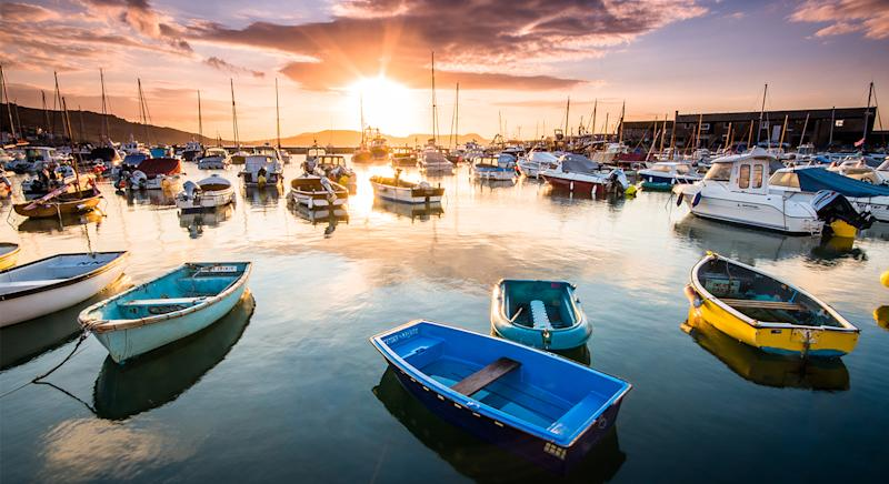 Here's how to spend a weekend in Lyme Regis. [Photo: Getty]