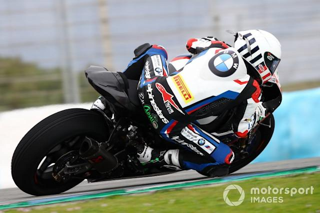 "Eugene Laverty, BMW Motorrad WorldSBK Team <span class=""copyright"">Gold and Goose / Motorsport Images</span>"