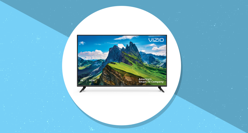 Save $ 180 on this VIZIO 50-inch 4K TV. (Photo: Walmart / Yahoo Lifestyle)