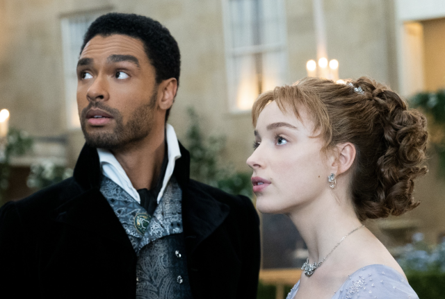 Netflix Claims 'Bridgerton' Breaks TV Record with 82M Household Views, Up 6M  from 'The Witcher'