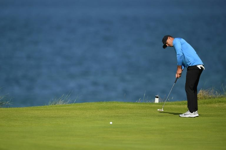 Problem putter: Brooks Koepka's challenge faltered again on the putting green