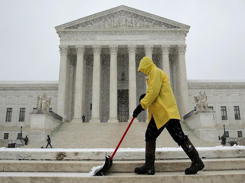 Could the election head to the Supreme Court this winter?
