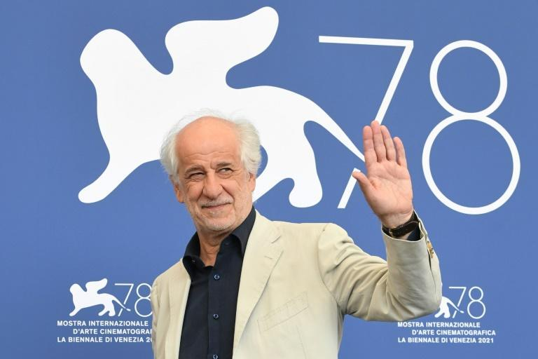 Servillo has three films at Venice but says he can't wait to return to his first love -- theatre (AFP/Filippo MONTEFORTE)