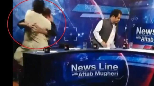 """While one of the panellists on the """"News Line with Aftab Mugheri"""" show was Masroor Ali Siyal, a leader from Pakistan Prime Minister Imran Khan's Pakistan Tehreek-e-Insaf (PTI), another was Karachi Press Club President Imtiaz Khan."""