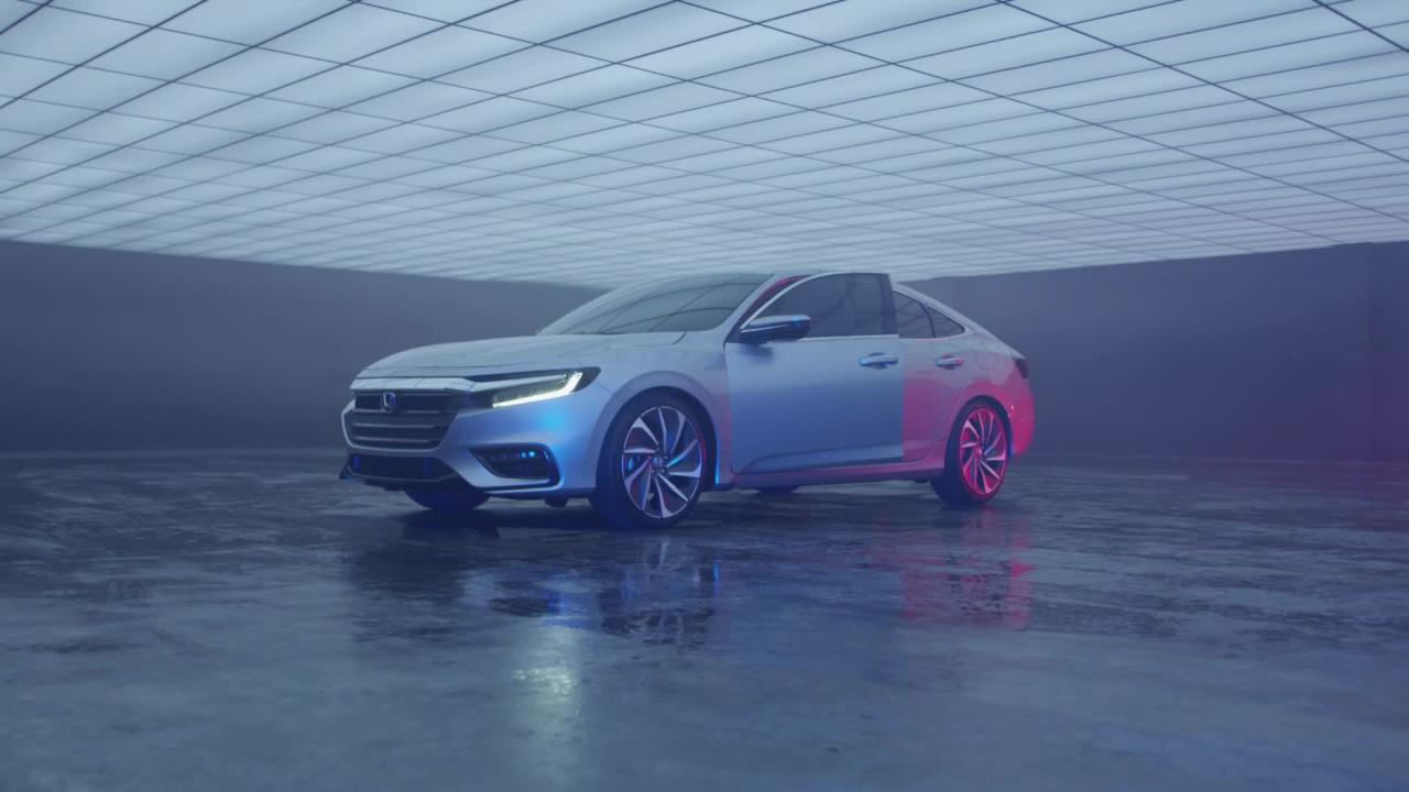 Honda's flagship hybrid is back with more mainstream appeal.