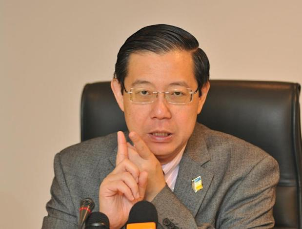 Penang Chief Minister Lim Guan Eng (pic) will make a written request to Works Minister Datuk Seri Fadillah Yusof for a meeting to talk. — Picture by K.E. Ooi