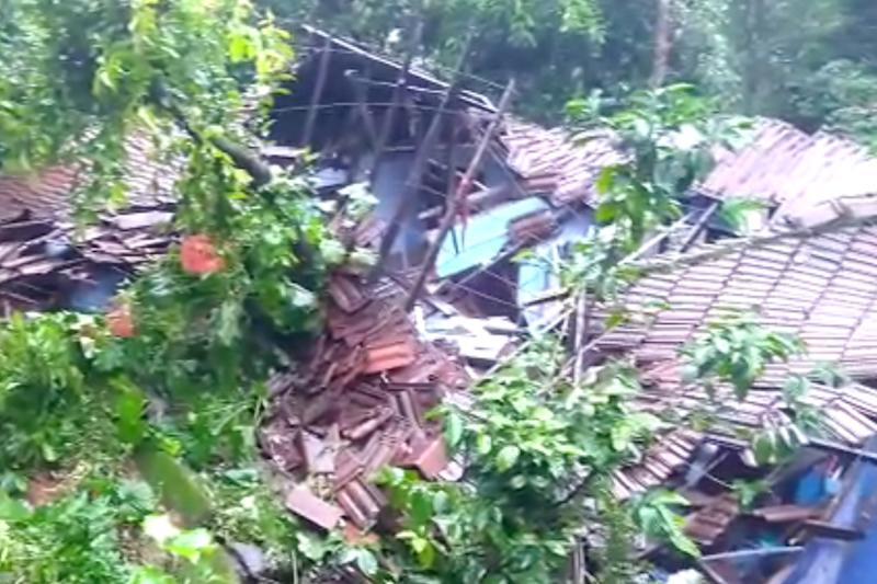 3 Children Among 5 Killed as Rain Wreaks Havoc in Kerala; Death Toll Rises to 28