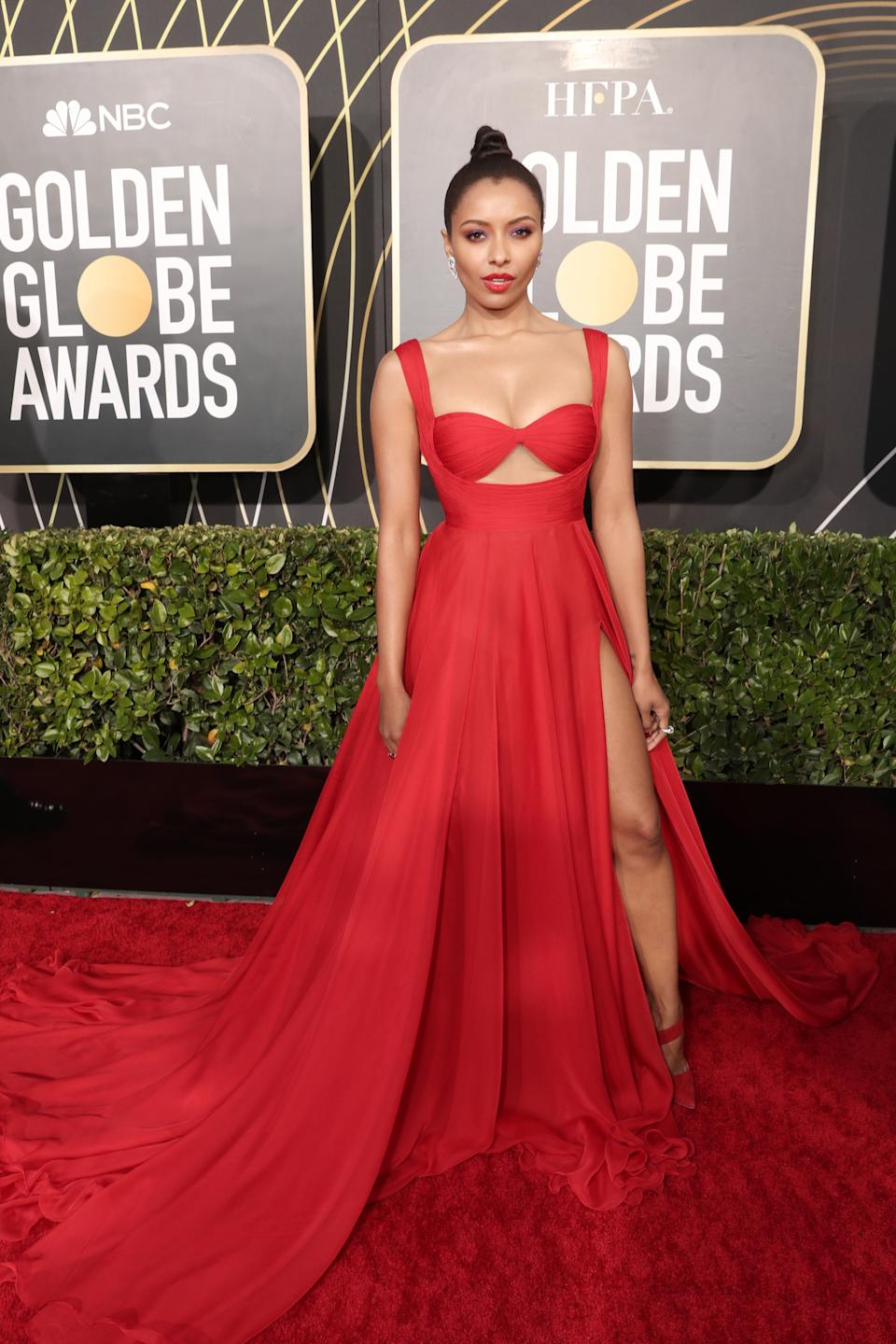 "<h1 class=""title"">Kat Graham in Georges Hobeika and Lorraine Schwartz jewelry</h1><cite class=""credit"">Photo: Getty Images</cite>"
