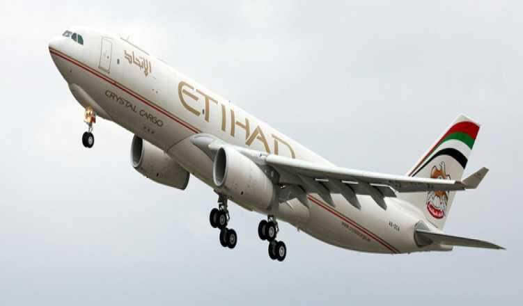 Etihad becomes 1st major airline to operate plastic-free flight