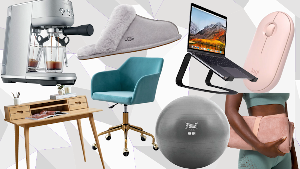 We've rounded up everything you need for your home office this winter