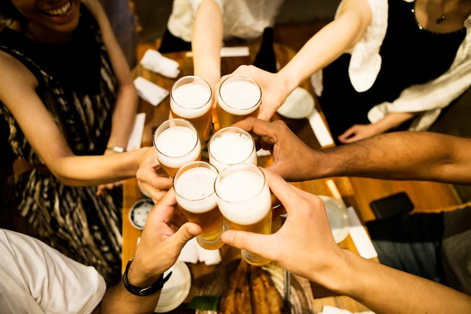 Over a usual festive period, an average pub would make £47,000 in revenue. Photo: Getty Images