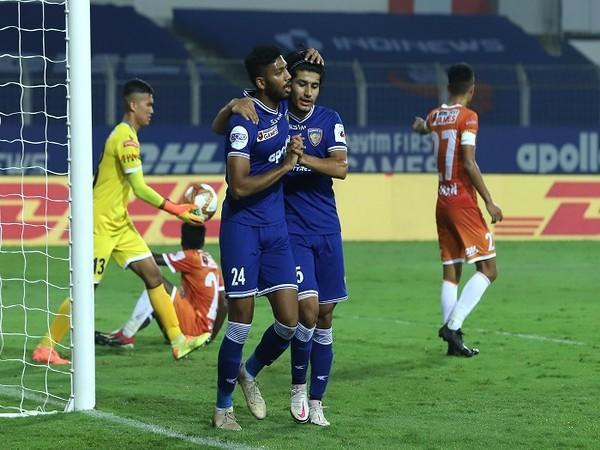 CFC's Rahim Ali will look to put on a good show (Image: ISL)
