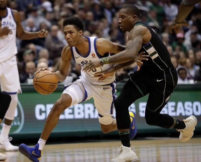 TORONTO — Free-agent guard Patrick McCaw is joining the Toronto Raptors. The Raptors announced Thursday that the club had signed McCaw, although terms of the deal were not disclosed. The 23-year-old was waived on Sunday by the Cleveland Cavaliers and will be joining his third team of the season. McCaw played only three games with the Cavaliers and was waived before his contract would have been guaranteed for the remainder of this season. He cleared waivers and became an unrestricted free agent. The Golden State Warriors held McCaw's rights as a restricted free agent, then elected not to match the two-year, $6 million offer sheet that he signed with the Cavaliers on Dec. 28 — with the potential luxury tax ramifications among the many reasons that factored into their thinking. The NBA is reportedly looking into the circumstances surrounding his short-lived stint with Cleveland. McCaw has appeared in 131 career games with Golden State and Cleveland, averaging 3.9 points, 1.2 assists and 15.9 minutes, and was a member of the Warriors' 2017 and 2018 NBA championship squads. — with files from The Associated Press The Canadian Press