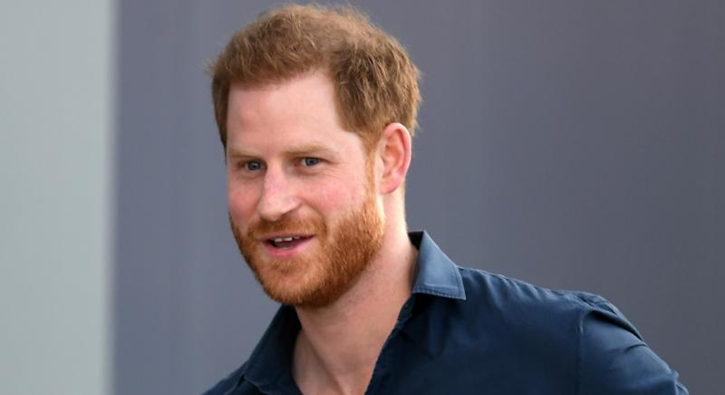 Prince Harry relocated to California earlier this year. (Getty Images)