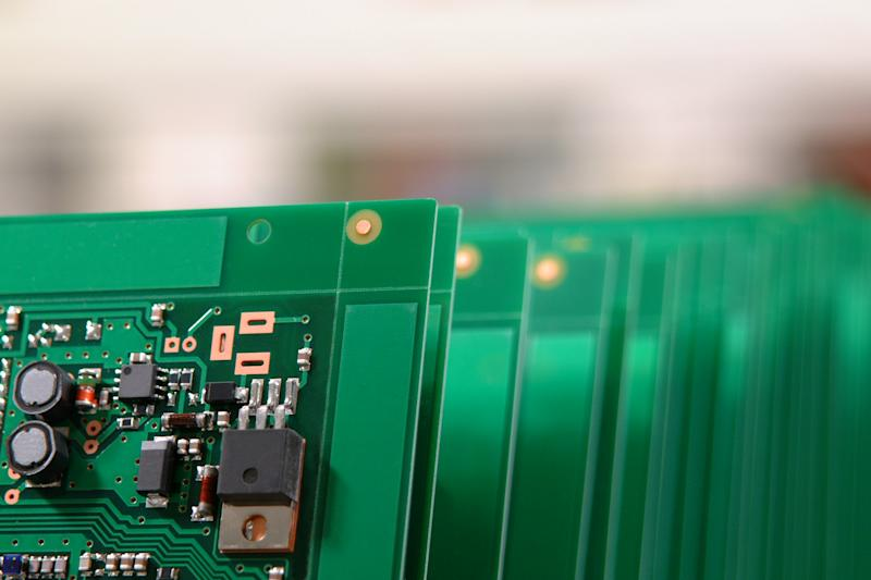 Stacked Circuit Boards