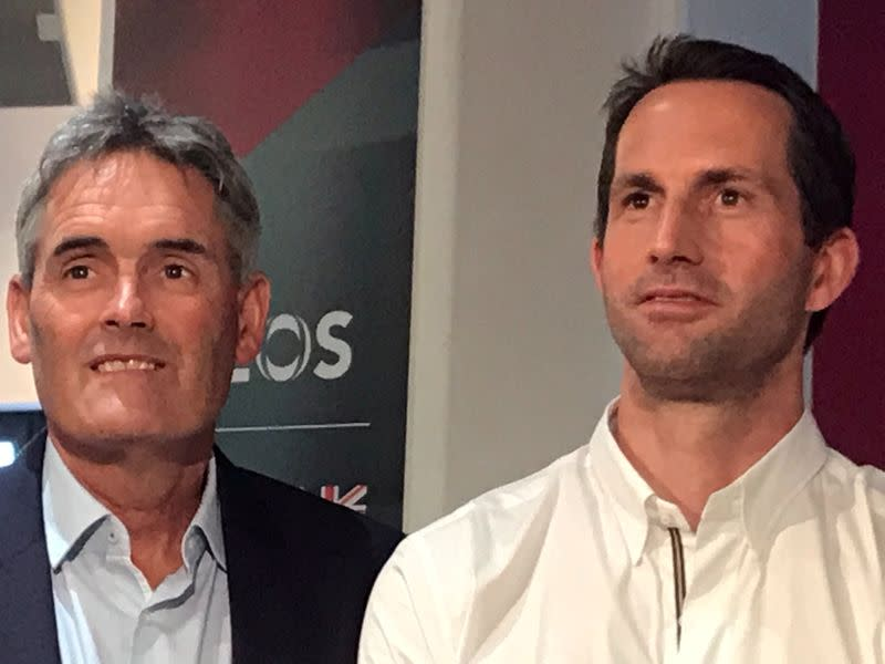 America's Cup challenger Ainslie itching for SailGP fray