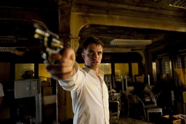 """""""<a href=""""http://movies.yahoo.com/movie/cosmopolis/"""">Cosmopolis</a>"""" (May 25): Canadian director David Cronenberg (""""A Dangerous Method"""") returns to Cannes with his adaptation of a Don DeLillo novel. It stars """"The Twilight Saga"""" heartthrob Robert Pattinson as a sexy billionaire banker who's having quite an apocalyptic day."""