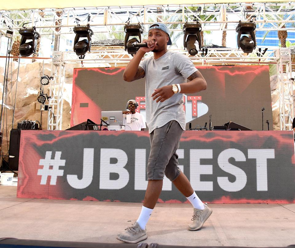 Damian Lillard thinks that even if a player came along that was better than Jordan fans wouldn't admit it. (Getty)