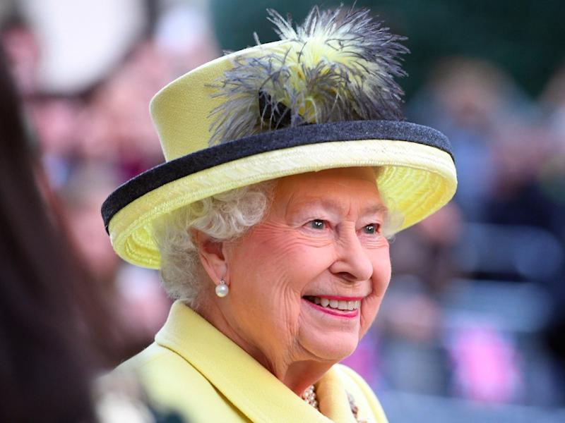 File photo dated 01/12/16 of Queen Elizabeth II, who is to make history when she becomes the first British monarch to reach their Sapphire Jubilee.