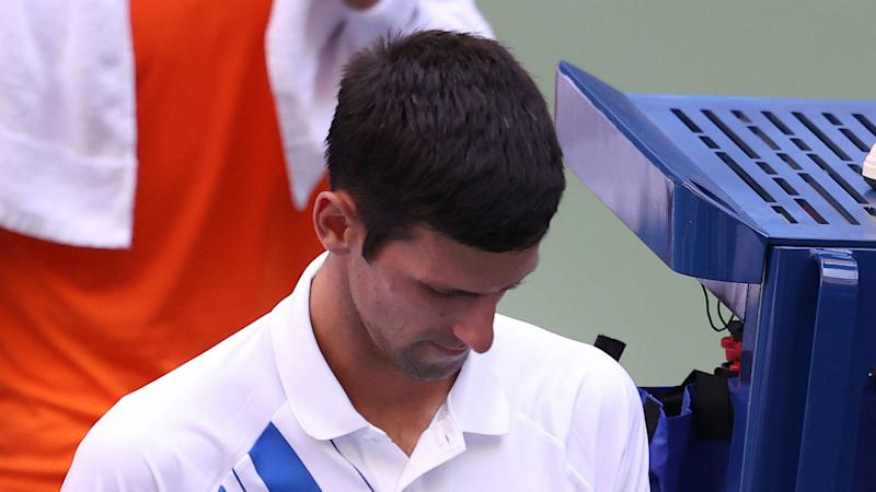 US Open 2020: Djokovic default 'the right call' - King