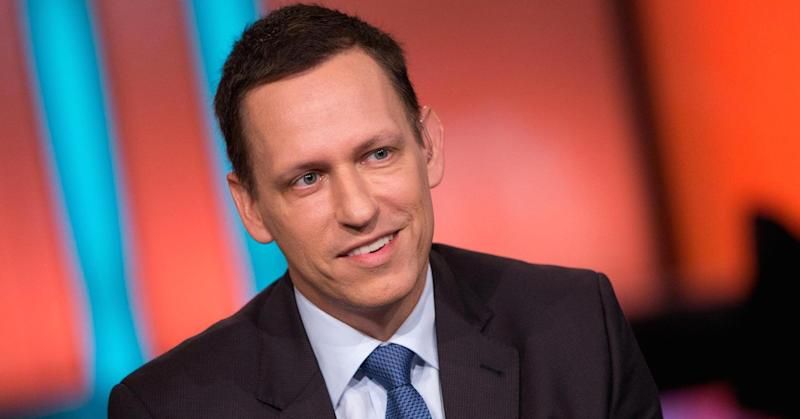 Uber is 'ethically challenged': Peter Thiel