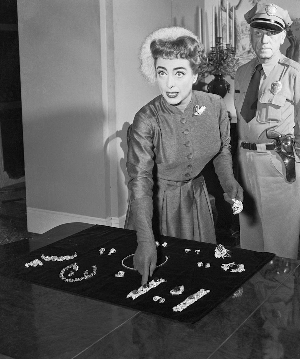 <p>Joan's career was flourishing during the '50s, however she was never nominated for another Academy Award after 1953. </p>