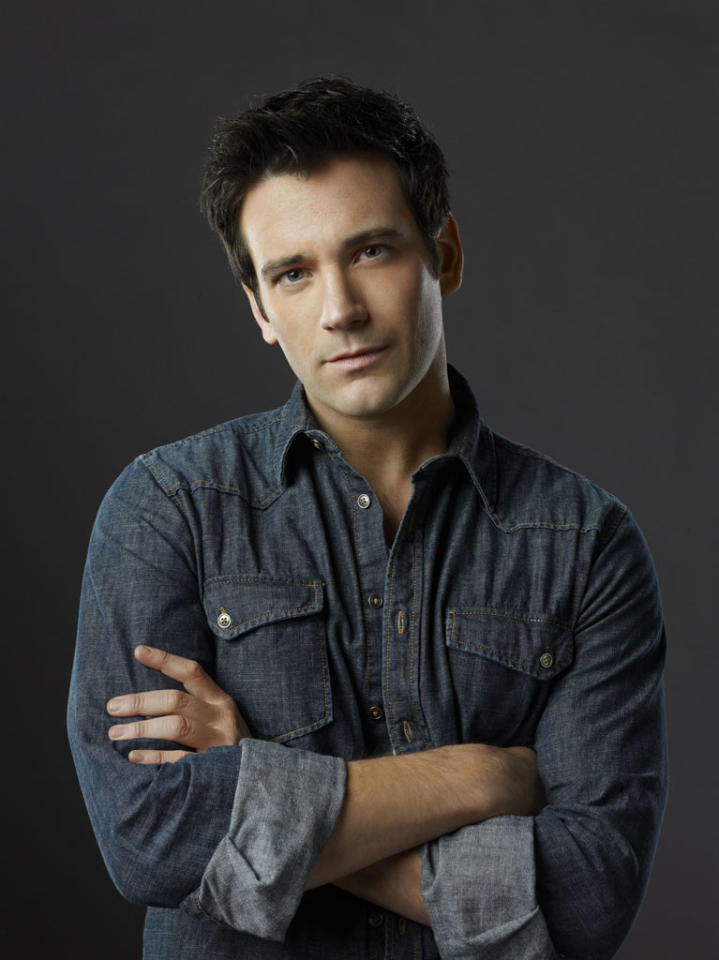 """Colin Donnell as Tommy in """"Arrow"""" on The CW."""