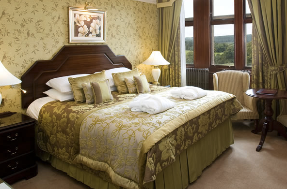Armathwaite's decor fits with its country pile surroundings (Armathwaite)