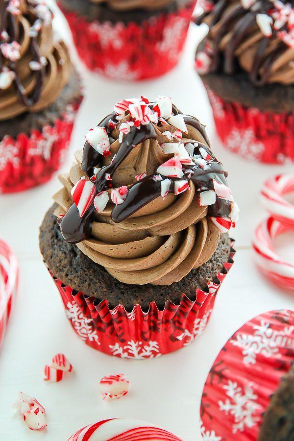 """<p>You won't find this at Starbucks.</p><p>Get the recipe from <a href=""""http://bakerbynature.com/peppermint-mocha-chocolate-cupcakes/"""" rel=""""nofollow noopener"""" target=""""_blank"""" data-ylk=""""slk:Baker By Nature"""" class=""""link rapid-noclick-resp"""">Baker By Nature</a>.</p>"""