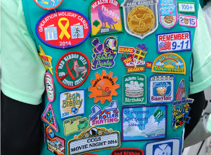 The Girl Scouts say that the Boy Scouts have caused confusion by opening its membership up to girls. (Photo: Steve Jennings/Getty Images for Girl Scouts of the USA)