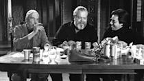 <p> A previously-lost Orson Welles film, Other Side of the Wind features Jake Hannaford, an elderly Hollywood director, hosting a screening for his new movie, also titled Other Side of the Wind. The movie-within-a-movie spoofs both the Golden Age of Hollywood and the experimental cinema that punctured much of the late-1960s. The kicker, too, is that the audience is told straight away that this is Hannaford&#x2019;s final day on Earth. Not a bad way to start a movie, that&#x2019;s for sure. </p> <p> Not only is this a piece of movie history (having previously remained incomplete after Welles&#x2019; death), Other Side of the Wind is unmissable for several reasons besides that. It&#x2019;s a fantastic pastiche of modern and classic cinema, and is Orson Welles giving something new to the medium he dedicated his life towards. It also comes coupled with a documentary, They&#x2019;ll Love Me When I&#x2019;m Dead, which is just as endlessly fascinating and re-watchable as the source material. </p>
