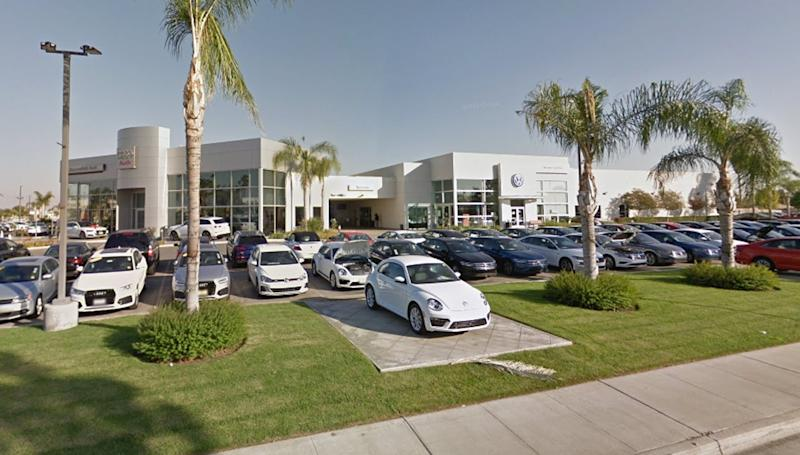 The Mexican-born salesman worked his way up to own several local car dealerships across California and Mexico (Google)