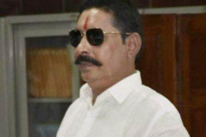 Anant Singh arrested, Mokama