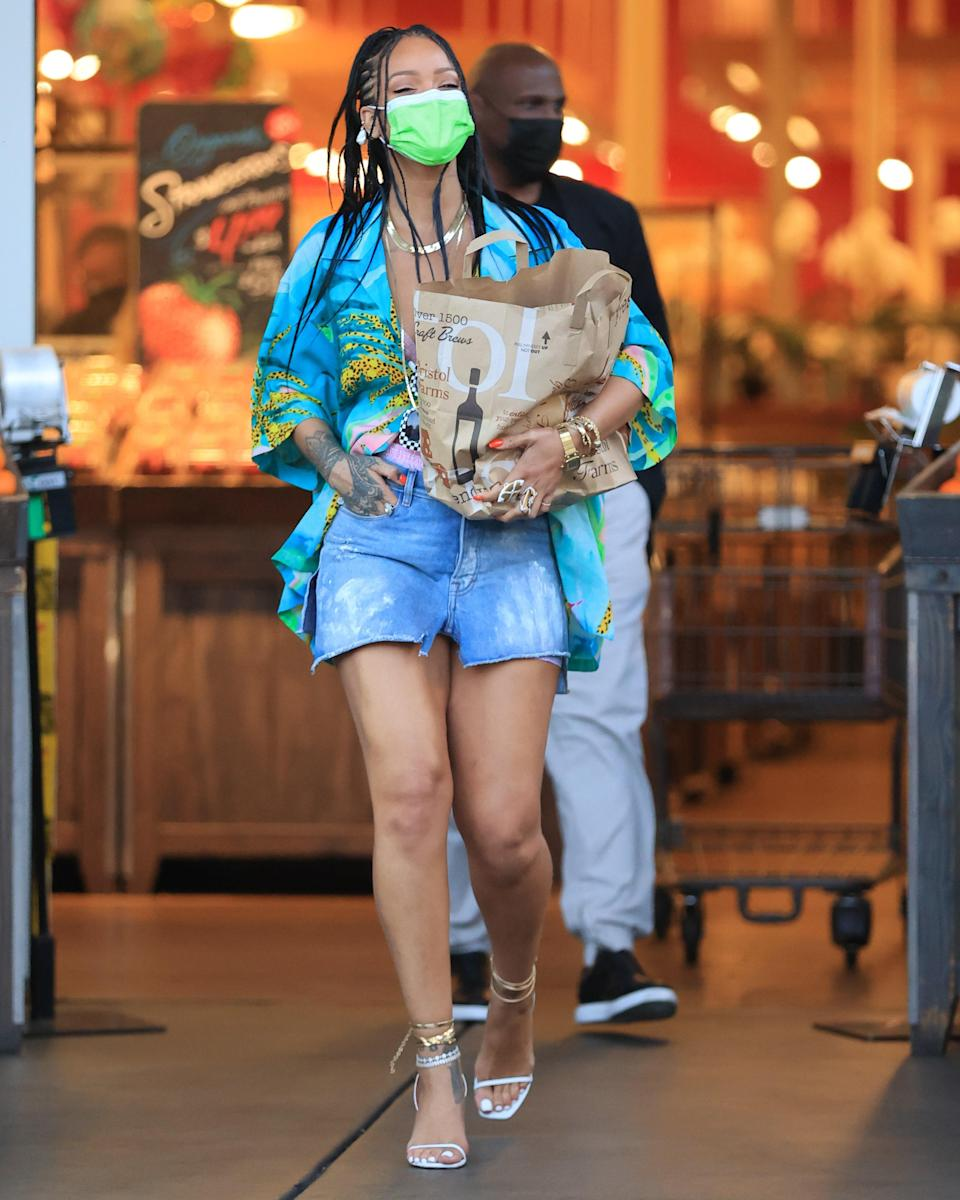 """<h1 class=""""title"""">Celebrity Sightings In Los Angeles - March 29, 2021</h1><cite class=""""credit"""">Rachpoot/MEGA</cite>"""
