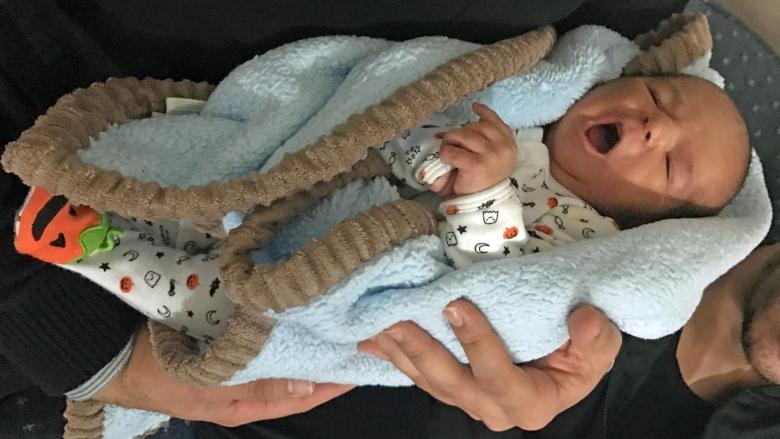 Syrian family names newest son after Justin Trudeau