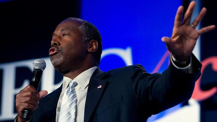 Ben Carson Suggests Holocaust Would Have Been Less Likely if Jews Were Armed (ABC News)