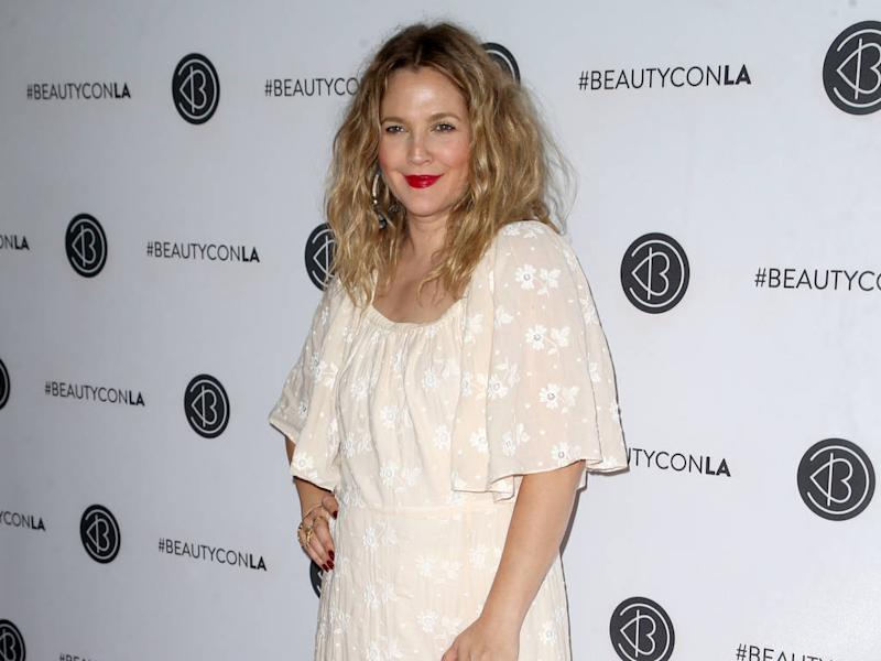 Drew Barrymore inspired by Madonna and Cher's style growing up