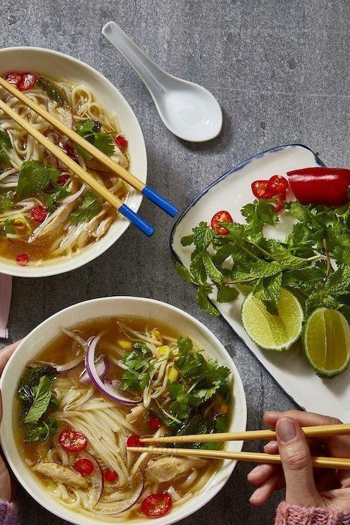"""<p>This traditional Vietnamese soup is just one of many wonders <a href=""""https://www.goodhousekeeping.com/appliances/multi-cooker-reviews/a25653352/best-instant-pot/"""" rel=""""nofollow noopener"""" target=""""_blank"""" data-ylk=""""slk:your Instant Pot"""" class=""""link rapid-noclick-resp"""">your Instant Pot</a> is capable of.</p><p><em><a href=""""https://www.goodhousekeeping.com/food-recipes/a29760153/instant-pot-chicken-pho-recipe/"""" rel=""""nofollow noopener"""" target=""""_blank"""" data-ylk=""""slk:Get the recipe for Instant Pot Chicken Pho »"""" class=""""link rapid-noclick-resp"""">Get the recipe for Instant Pot Chicken Pho »</a></em></p><p><strong>RELATED:</strong> <a href=""""https://www.goodhousekeeping.com/food-recipes/easy/g5179/instant-pot-recipes/"""" rel=""""nofollow noopener"""" target=""""_blank"""" data-ylk=""""slk:22 Best Instant Pot Recipes for Easy Weeknight Dinners"""" class=""""link rapid-noclick-resp"""">22 Best Instant Pot Recipes for Easy Weeknight Dinners</a></p>"""