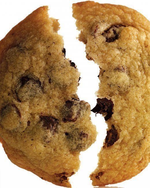 """There's never a time of year when chewy chocolate chip cookies aren't welcome, but you can give them a special twist with chocolate-mint chips, red and green M&Ms, or bits of crushed-up candy canes. Learn how to create them at <a href=""""http://www.marthastewart.com/344840/soft-and-chewy-chocolate-chip-cookies"""" target=""""_blank"""">Martha Stewart</a>."""