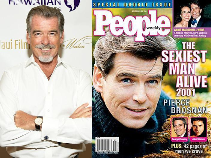 pierce brosnan people sexiest man