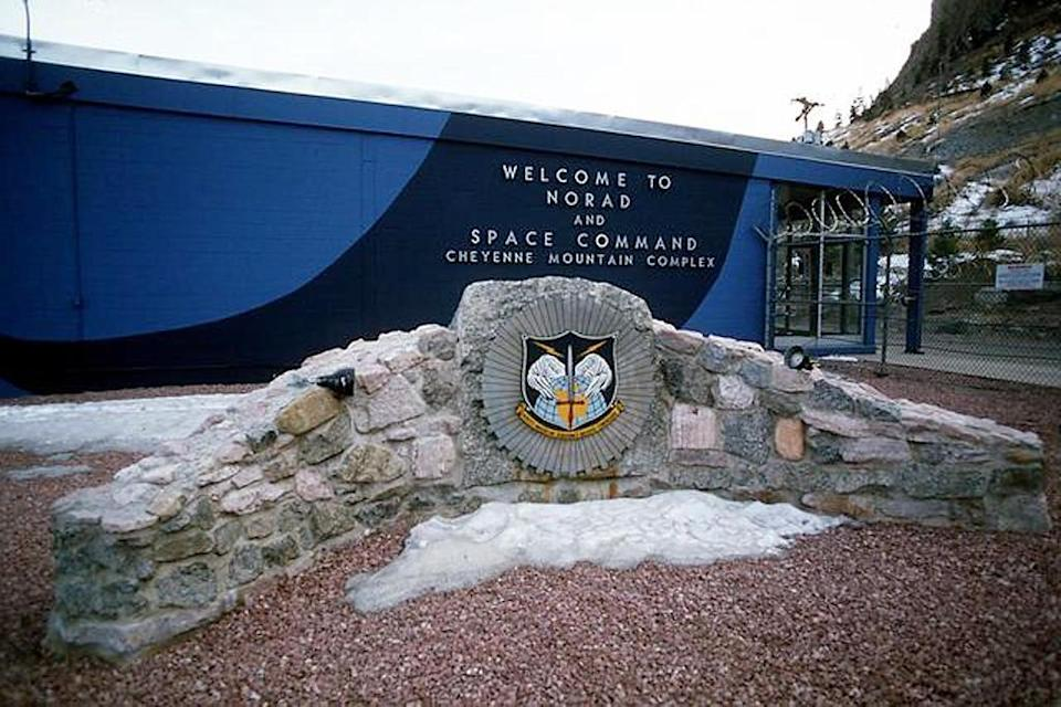 The North American Aerospace Defense (NORAD) shift to the Cheyenne Mountain base in Colorado is designed to safeguard the command's sensitive sensors and servers from a potential electromagnetic pulse (EMP) attack (AFP Photo/)