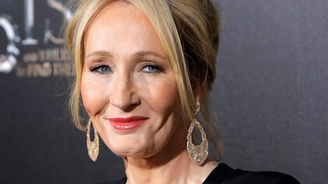 J.K. Rowling is not going to let Donald Trump away with anything, especially when he attempts to take credit for inventing a word.