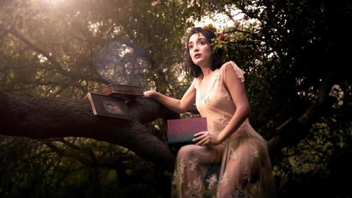 """Erika Soto in Independent Shakespeare Company's """"The Tempest"""""""